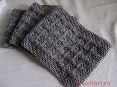 Вяжем стильный и красивый мужской шарф спицами со схемой и описанием. Мужские шарфы вязаные спицами, лучшие модели для вас на сайте Колибри.