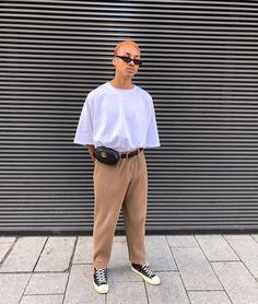Mens Winter Fashion Tips Big Men Fashion, Stylish Mens Fashion, Best Mens Fashion, Urban Fashion, Look Fashion, Fashion Design, Fashion Trends, Fashion News, Fashion 2018