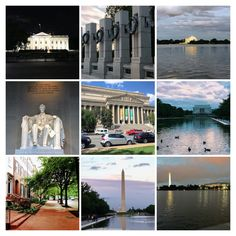 So many incredible places to visit on your next trip to DC!