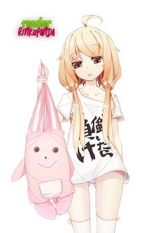 Render Anzu Futaba by RinkuPanda