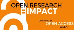 Open Access Week 2015. This is from the Musselman Library in Gettysburg
