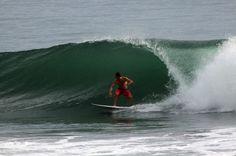 hermosa beach barrel   - Costa Rica