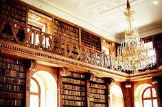 Festetics Palace library - Hungary
