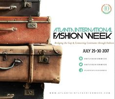 Pack your bags! Get your #Passport to #Fashion for the #Atlanta #International #FashionWeek taking place July 25-30 2017. Celebrating 10 Years! To become a part email  atlantafashionweek@gmail.com http://ift.tt/1r92mMb  #aifw #atlantainternationalfashionweek #beauty #style #chic #glam #haute #couture #design #luxury #lifestyle #prive #moda #instafashion #Instastyle #instabeauty #instaglam #fashionista #instalike #streetstyle #fashion #model