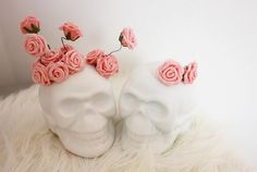 Sprouting skulls!