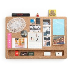 CorkFrame - Landscape - Turn your memos and knick knacks into an eye-catching part of your home d