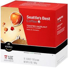 2 NEW Seattle's Best Coffee K-Cup Coupons on http://hunt4freebies.com/coupons