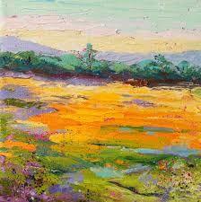 """Résultat de recherche d'images pour """"peinture à l'huile au couteau paysage"""""""