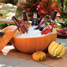 Fun Halloween & Fall Decorating Ideas_08