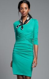 Tracy Reese Juniper Ruched Dress