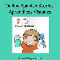 Online Spanish Stories: Aprendices Visuales