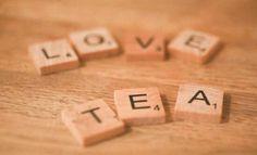 Amo chá.
