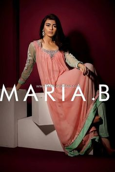 Maria B Eid Collection 2013 for Women and Girls 002