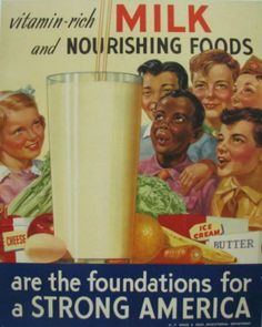 vintage everyday: 33 Bizarre and Totally Outrageous Vintage Food Ads That Would…