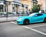 Photo of UK registration number plate L14THB / L14 THB: Ferrari 599 GTB http://platewave.com