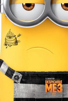 Pharrell Williams released a brand new song 'Yellow Light' from the upcoming Despicable Me 3. - ミニオンたちとファレル・ウィリアムスが共演した「怪盗グルー」の最新作「デスピカブル・ミー 3」の主題歌「Yellow Light」のミュージック・ビデオ - 映画 エンタメ セレブ & テレビ の 情報 ニュース from CIA Movie News / CIA こちら映画中央情報局です
