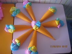 İce cream craft idea for kids | Crafts and Worksheets for Preschool,Toddler and Kindergarten
