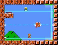 Mario + Portal = Awesome game! More: http://saznaj-novo.uz.rs/2012/03/mario-portal-mari0/