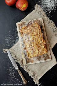Apfel Schoko Karamell Kuchen Kuchen Lebensmittel Essen Experimente Aus Meiner Kuche