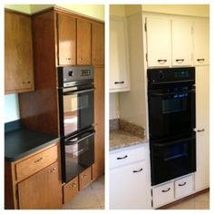 Kitchen cabinet redo how to