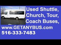 Used Church Buses For Sale in IN by NY Dealership  | Call CHARLIE @ 516-333-7483 | 2009 Ford E350 12 + 2 Wheelchair Shuttle Bus Sales in Indiana