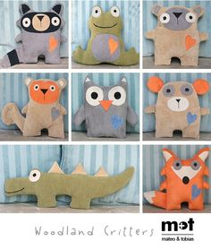 Hi there! It has been awhile since I've done a Pinspiration Thursday, so I hope you enjoy this! This one is all about super cute & cool kid stuff I've found on Pinterest! ;) Click on each photo for the source! So many cute kid goodies out there! I could have gone on and on! Have a great Thursday! :)