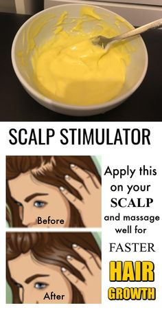 Homemade Scalp Stimulator For Healthier And Faster Hair Growth hair haircaretips diyhaircare hairgrowth longhair hairgrowthtreatment healthyhair 177892254018515027 Thinning Hair Remedies, Hair Remedies For Growth, Hair Growth Treatment, Hair Growth Tips, Hair Loss Remedies, Natural Hair Growth, Natural Hair Styles, Hair Growth Mask, Hair Thickening Remedies