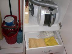 Donde guardais la tabla de la plancha, la aspiradora, el cubo de la fregona, etc?   Decorar tu casa es facilisimo.com