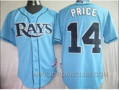 http://www.nikejordanclub.com/mlb-jerseys-tampa-bay-rays-14-price-ltblue-rt5bc.html MLB JERSEYS TAMPA BAY RAYS #14 PRICE LT,BLUE RT5BC Only $19.00 , Free Shipping!