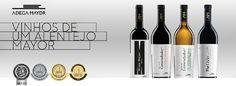 Campomaiornews: Vinhos da Adega Mayor conquistam 4 medalhas no Con...