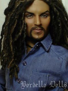 Ken sure didn't look like this when I had barbies