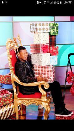 celebritiesofcolor: John Boyega on 'The Ellen DeGeneres Show' Ellen Degeneres Show, John Boyega, Merry Christmas, Star Wars, Stars, Frame, Home Decor, December, Geek