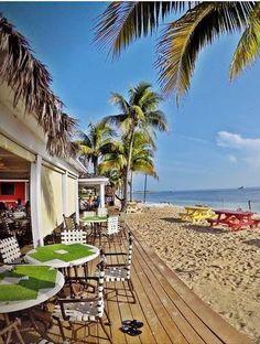 Teasers Bar & Grill, Old Bahama Bay, West End, Grand Bahama Island