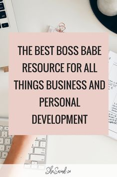 Investing in my business was one of the single most important things I ever did to push me onto the path to becoming a six-figure earner! This resource was created to become the go online hub for boss babe sand entrepreneurs to learn about all things personal development and business development. #entreprenuertips #bossbabetips #onlinebusinesshelp