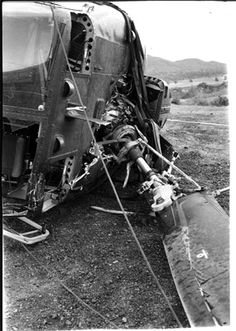 1966-i was lucky with this crash, others were not, we all were hospitalized.....i was told to go to a specific table to register to get a purple heart...i was to stupid, to young, to uncaring to even walk fiftyl feet to register