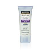 Neutrogena Sunscreen Ultra Sheer Dry-Touch, Broad Spectrum SPF 55. Within 2 hours of product use I developed a severe burning rash & blisters. I was in the sun for 40 mins. Reaction is not a sunburn. Upper arms & chest were covered by clothing & they too are broken out. Showered, rash continuing to get worse. Better Business Bureau has received several recent complaints on Neutrogena skin products all with the same reaction. I don't have sensitive skin/skin allergies.