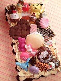 Pokemon Cookie Explosion Sweet Decoden Kawaii Deco by Lucifurious, $42.00