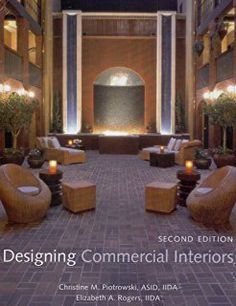 Designing Commercial Interiors Set