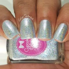 ColorSutraa: THE HOLO HOOKUP collaboration box for November 2015 : Cupcake Polish Ice Ice Baby