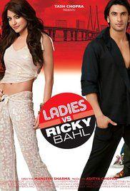 Ladies vs Ricky Bahl - Download Indian Movie 2011       Print : DVD [Compress in AVI Format]     Do...