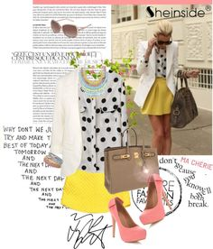 """""""pastels & pois"""" by efunny77 ❤ liked on Polyvore"""