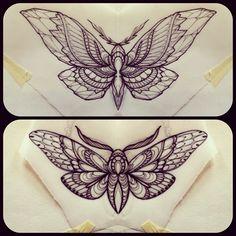 #moth #tattoo #missjuliet