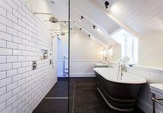 5 idee per docce grandi, moderne e ovviamente stilose
