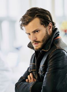 Yes, Jamie Dornan as Sheriff Graham in Once Upon a Time 2011-2013 (damn that Regina!)