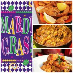Perfect Creole Mardi Gras Recipes