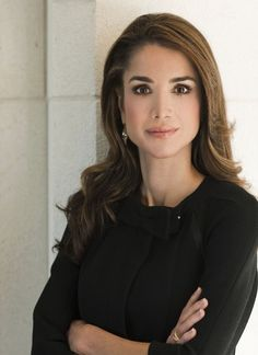 R4R Royal Bios: (Jordan) Queen Raniaof Jordan  -Rania Al Yassin  -born August 31, 1970  -wife of King Abdullah  -married King Abdullah (then Prince) on June 10, 1993  -queen consort of Jordan
