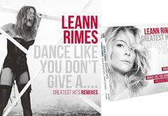 LeAnn Rimes to release dance remix album Aug 5th