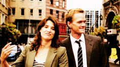 It's going to be months before we get to kick off the final season of How I Met Your Mother. In preparation, we need to talk about all the ways Barney and Robin are LEGEN -- wait for it...