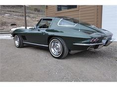 1967 Chevrolet Corvette Stingray for Sale | ClassicCars.com | CC-718905