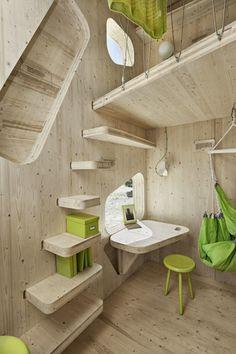 Smart Student Flat / Tengbom Architects | AA13 – blog – Inspiration – Design – Architecture – Photographie – Art